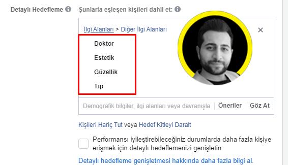 Facebooktan Instagram Sayfası Reklamı Yapma